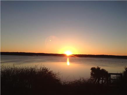Oak Bluffs Martha's Vineyard vacation rental - Beautiful Sunsets Over the Lagoon