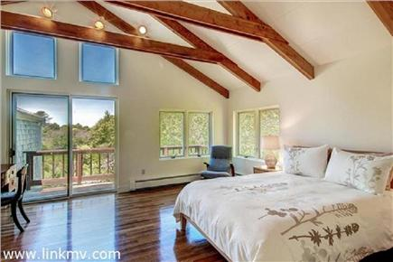 Chilmark Martha's Vineyard vacation rental - 2 Master Suites