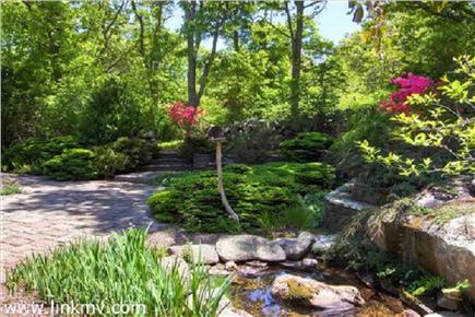 Chilmark Martha's Vineyard vacation rental - Spectacular gardens