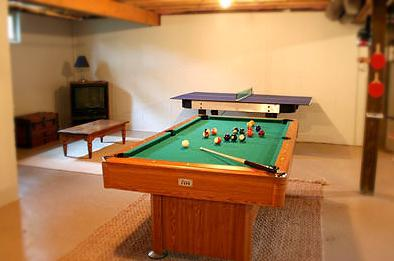 Oak Bluffs Martha's Vineyard vacation rental - Basement play room