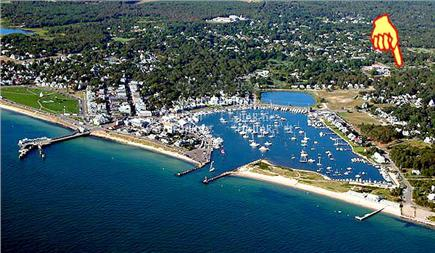 Oak Bluffs Martha's Vineyard vacation rental - Just a short walk to all the action in OB!