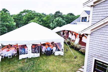 West Tisbury Martha's Vineyard vacation rental - Wedding event