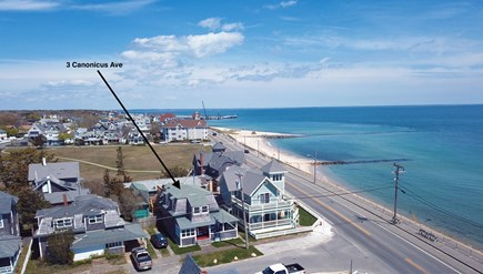 Oak Bluffs Martha's Vineyard vacation rental - Easy Walk to the beach