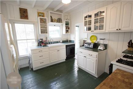 Oak Bluffs Martha's Vineyard vacation rental - Dishwasher, Stove, Refrigerator - All New (+ Vita Mix Blender! )
