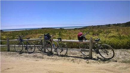Chappaquiddick, Edgartown Martha's Vineyard vacation rental - Enjoy bike riding on Chappy and MV