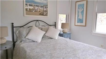 Chappaquiddick, Edgartown Martha's Vineyard vacation rental - 2nd Bedroom, queen size bed in guest bedroom