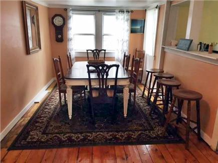 Oak Bluffs Martha's Vineyard vacation rental - Dining room ready for family meals