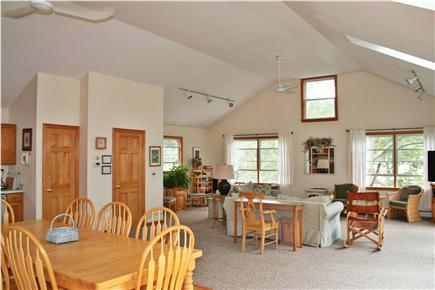 Vineyard Haven Martha's Vineyard vacation rental - Upstairs bright and cheerful even on cloudy day