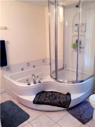 Oak Bluffs Martha's Vineyard vacation rental - Master bath