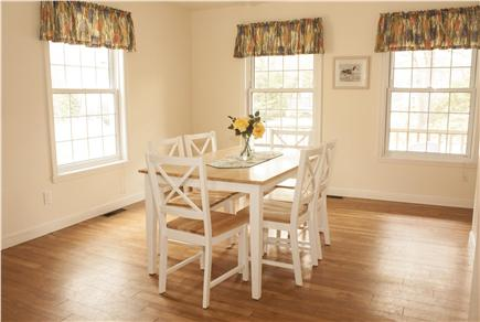 Oak Bluffs Martha's Vineyard vacation rental - Spacious dining room with plenty of seating for the whole family.