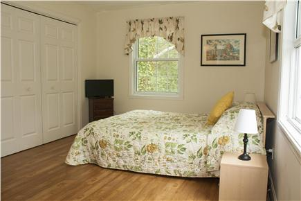 Oak Bluffs Martha's Vineyard vacation rental - 2nd master bedroom on 1st floor w/natural light is also en suite