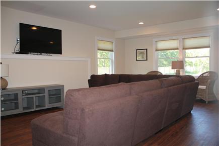 Edgartown Martha's Vineyard vacation rental - Second family room