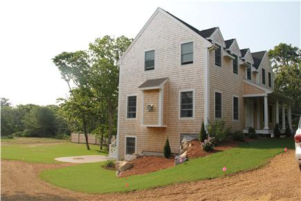 Edgartown Martha's Vineyard vacation rental - Side view of house