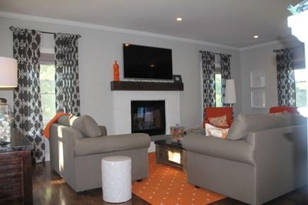 Edgartown Martha's Vineyard vacation rental - First floor living room