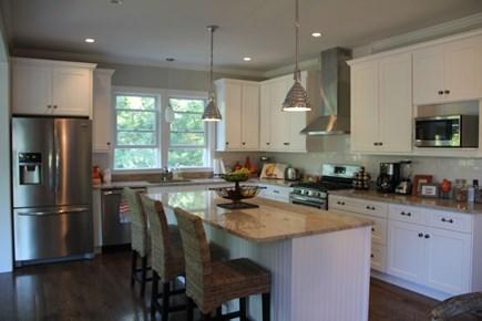 Edgartown Martha's Vineyard vacation rental - Well appointed chefs kitchen
