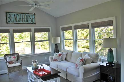 Edgartown Martha's Vineyard vacation rental - 4 season, with sleeper sofa