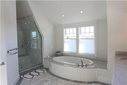 Katama - Edgartown,  Edgartown Martha's Vineyard vacation rental - Upstairs Master Bath