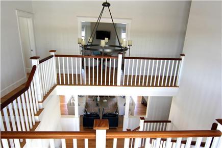 Katama - Edgartown,  Edgartown Martha's Vineyard vacation rental - Upstairs View