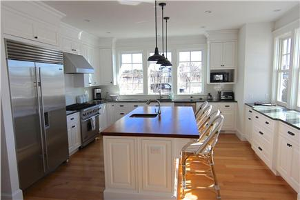 Katama - Edgartown,  Edgartown Martha's Vineyard vacation rental - State-of-the-art chef's kitchen