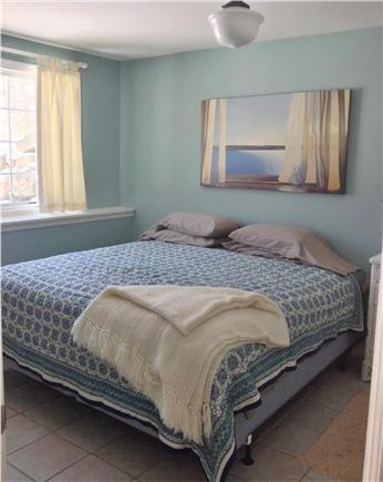 Vineyard Haven Martha's Vineyard vacation rental - Apartment master bedroom with new king size mattress