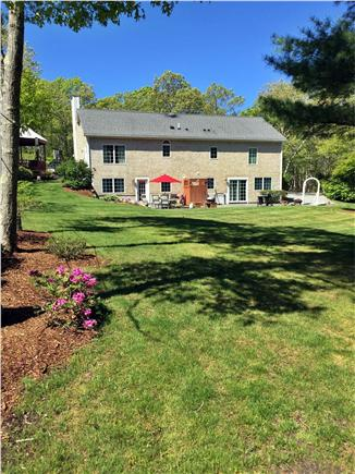 Vineyard Haven Martha's Vineyard vacation rental - Huge private yard with all the amenities to have fun and relax