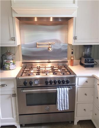 Vineyard Haven Martha's Vineyard vacation rental - Stainless steel appliances