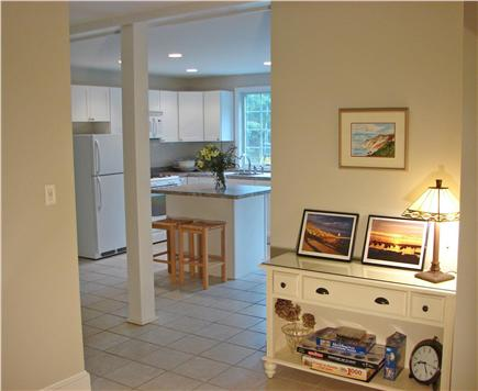 Vineyard Haven Martha's Vineyard vacation rental - Apartment living and kitchen area for added space and privacy