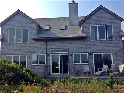 Aquinnah Martha's Vineyard vacation rental - Aquinnah vacation rental ID25630 North side facing Vineyard Sound