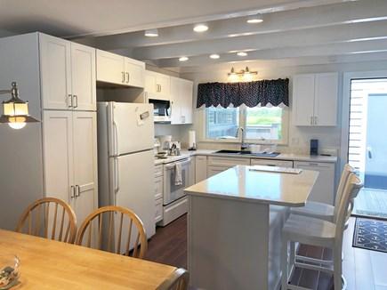Katama - Edgartown Martha's Vineyard vacation rental - Recently remodeled kitchen