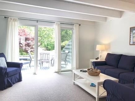 Katama - Edgartown Martha's Vineyard vacation rental - Living room (new furniture!)