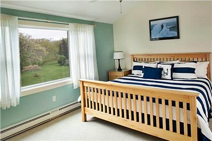 Katama - Edgartown Martha's Vineyard vacation rental - Master bedroom with king bed