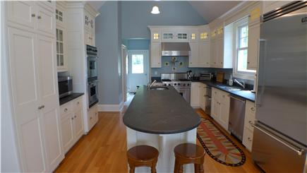 Oak Bluffs Martha's Vineyard vacation rental - Open floor, plan chef's dream kitchen, and sitting area