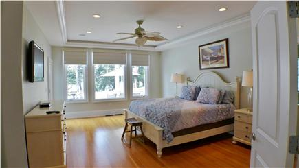 Oak Bluffs Martha's Vineyard vacation rental - Master en suite with a view