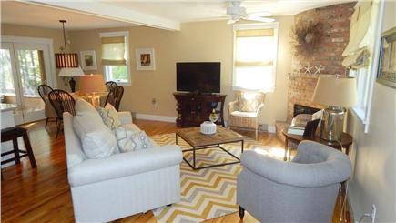 Oak Bluffs Martha's Vineyard vacation rental - Comfortable open living area