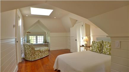 Edgartown Martha's Vineyard vacation rental - Third level full with private bath and water views