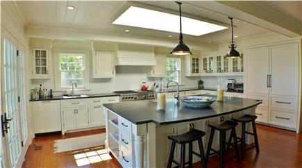 Edgartown Martha's Vineyard vacation rental - State of the art gourmet kitchen with all the amenities