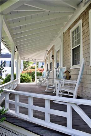 Vineyard Haven Martha's Vineyard vacation rental - Welcome to the Porch!