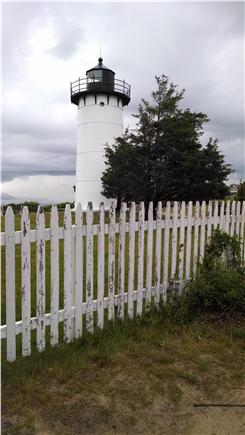 Oak Bluffs Martha's Vineyard vacation rental - East Chop Lighthouse along East Chop Drive is a fun walk