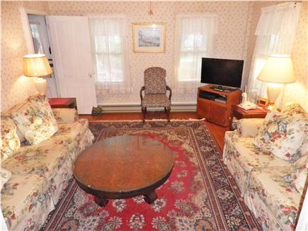 Oak Bluffs Martha's Vineyard vacation rental - Enjoy the charm of a comfortable living room!