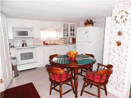 Oak Bluffs Martha's Vineyard vacation rental - Upgraded Kitchen is well stocked for vacation cooking!