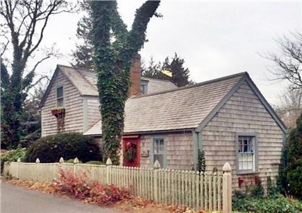Edgartown Martha's Vineyard vacation rental - Edgartown Vacation Rental ID 25798