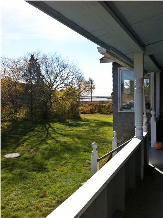 Oak Bluffs, Waban Park Martha's Vineyard vacation rental - The porch wraps around, providing views every which way.