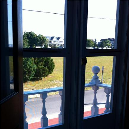 Oak Bluffs, Waban Park Martha's Vineyard vacation rental - View of Waban Park. It's long and fronts on Nantucket Sound.