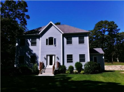Vineyard Haven Martha's Vineyard vacation rental - Home at the end of cul-de-sac with huge private yard