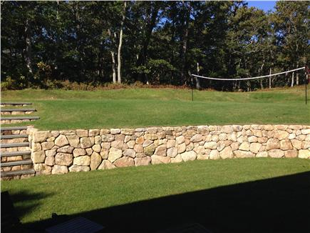 Vineyard Haven Martha's Vineyard vacation rental - Great yard with room for lawn games