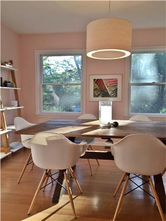 Vineyard Haven Martha's Vineyard vacation rental - Separate dining room off of kitchen