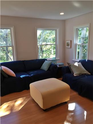 Vineyard Haven Martha's Vineyard vacation rental - Playroom with Xbox and board games off of living room