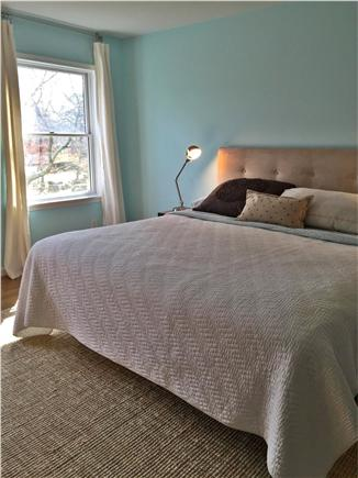 Vineyard Haven Martha's Vineyard vacation rental - Master Bedroom with KIng size bed