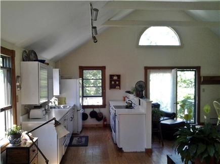 Chappaquiddick, Edgartown Martha's Vineyard vacation rental - Fully equipped kitchen