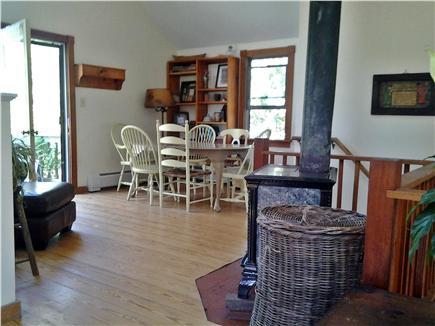 Chappaquiddick, Edgartown Martha's Vineyard vacation rental - Dining area interior